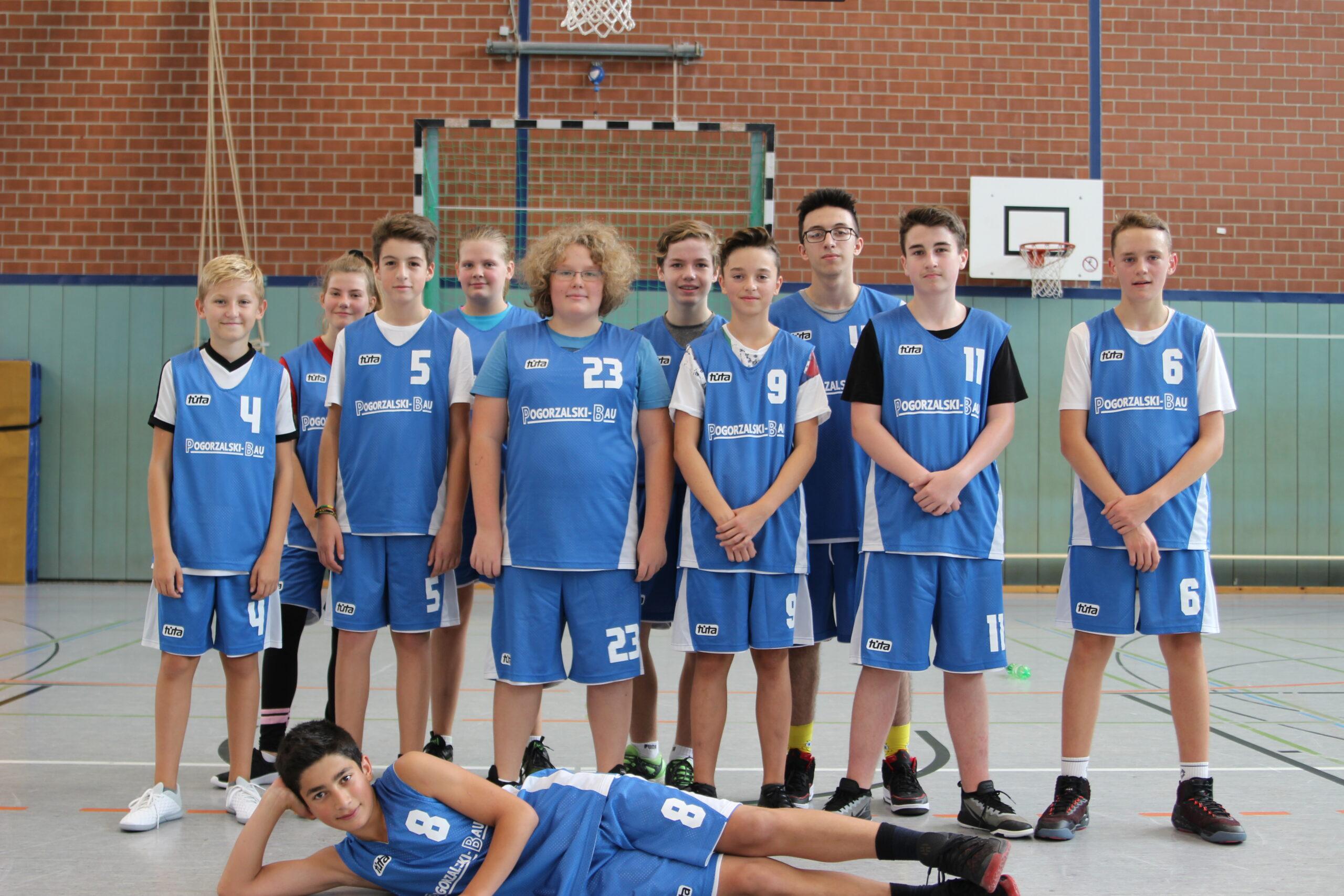 Mannschaft U16 männlich